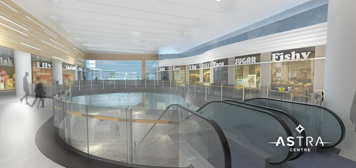 commercial spaces in astra centre