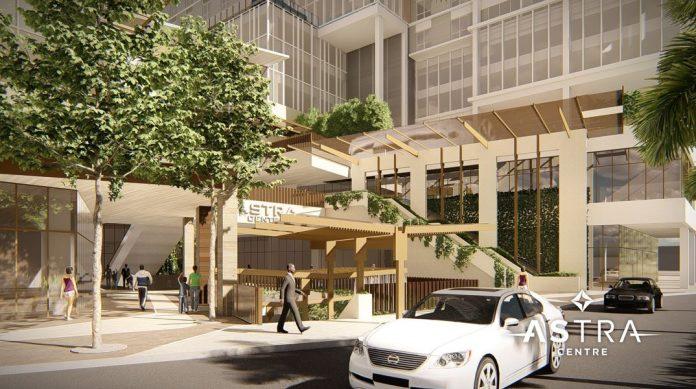 astra centre condominium in mandaue