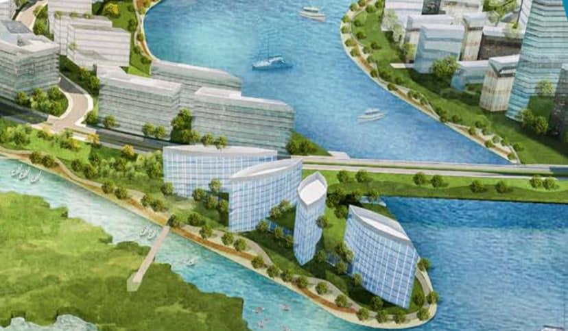 cordova reclamation project