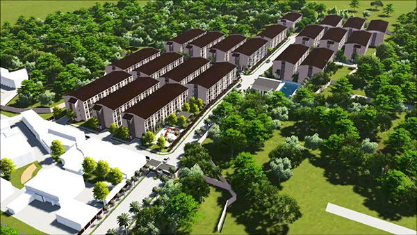 master development plan of bria flats mactan