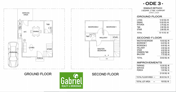elizabeth homes floor plan