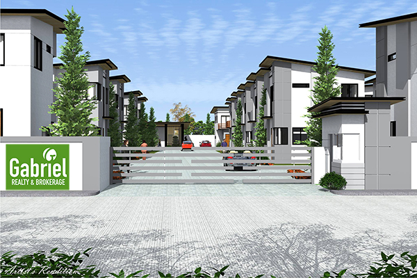 fully gated subdivision in danao city