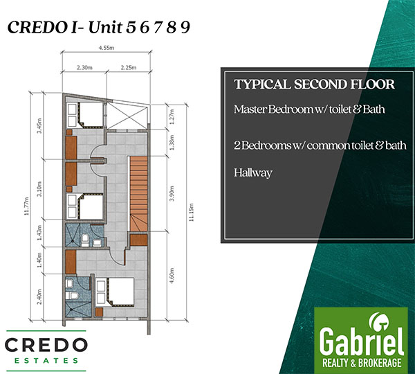 credo estates subdivision floor plan
