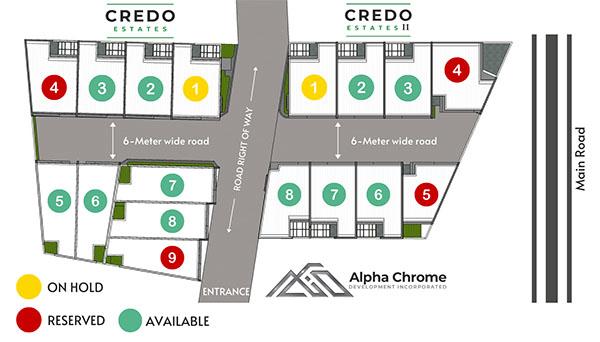 project master plan of credo estates mactan