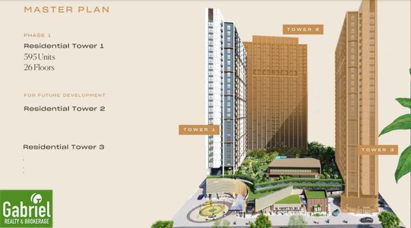 master plan of mandtra residences
