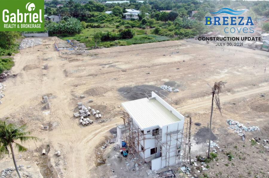 breeza coves construction update