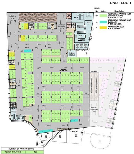 building parking plan