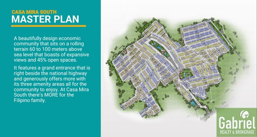casa mira south master plan