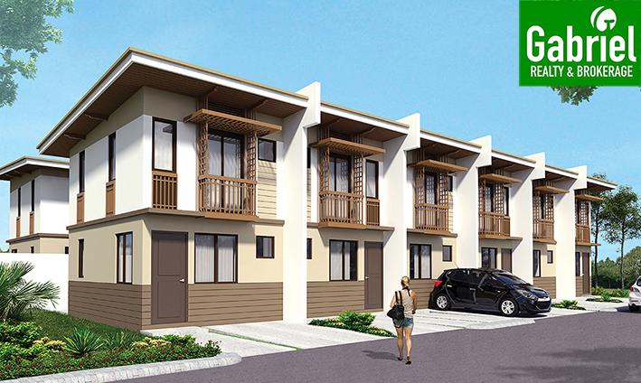 townhouse model b, casa mira south expansion