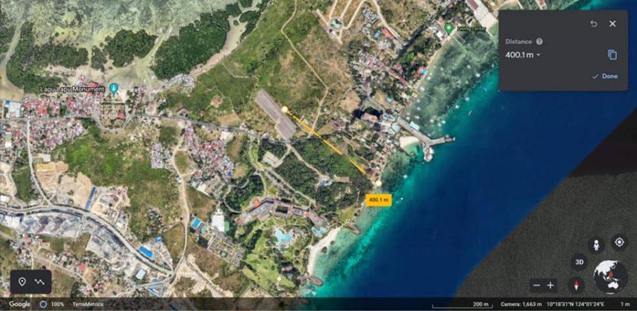 vicinity map of el sol cebu