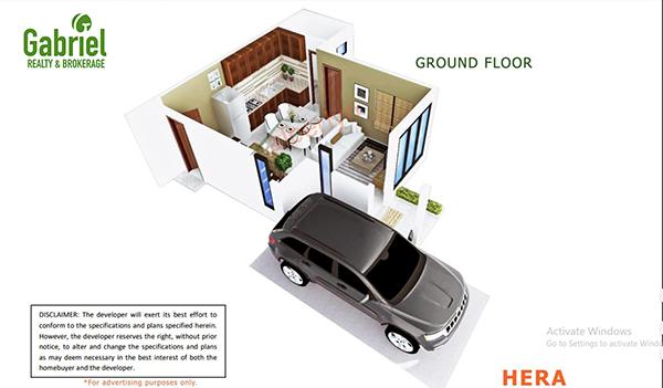 hera model floor plan, alberlyn highlands