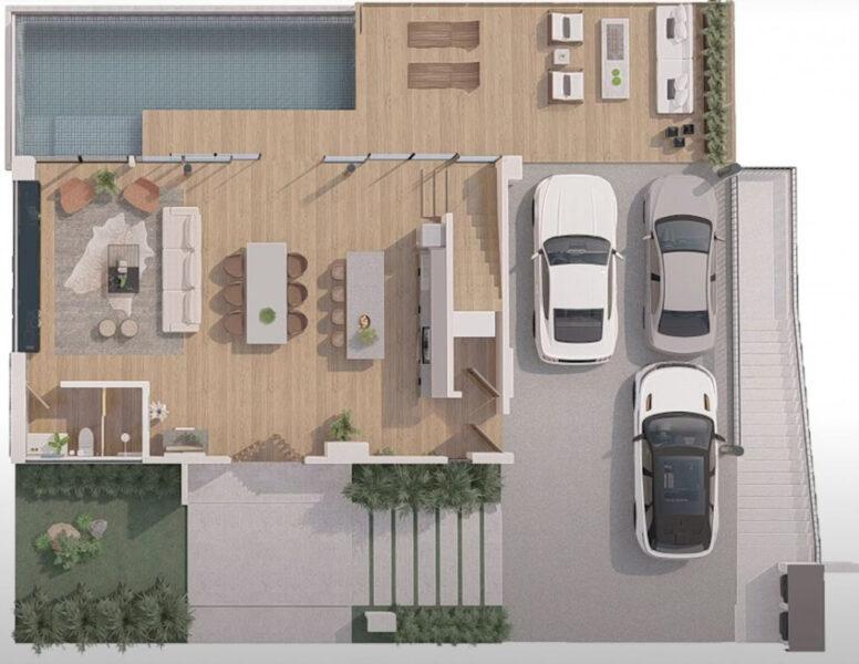 monterrazas prime ground floor plan