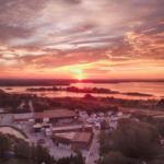 The Velvet Mill Aerial Shot from Facebook
