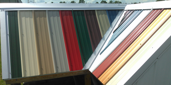 metal roof color simulator photo