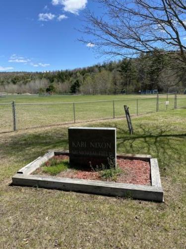 Karl Nixon Memorial Field Spring 2021