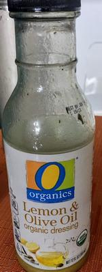 O Organics Low FODMAP salad dressing