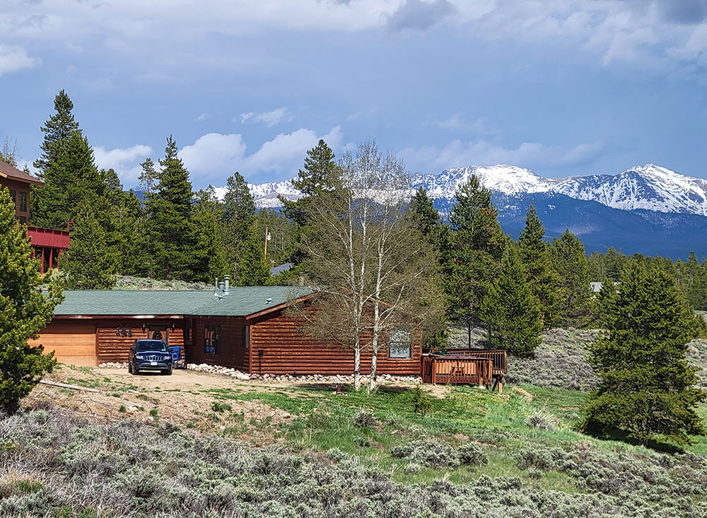 home for sale in Tabernash, CO