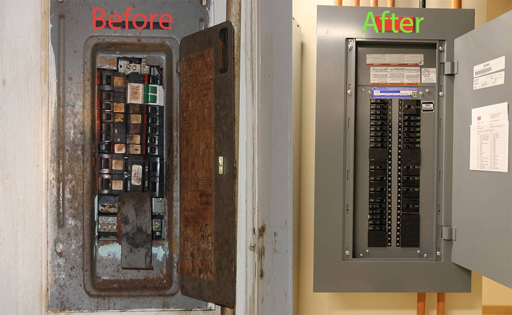 Electrical Panel Upgrade in Toronto