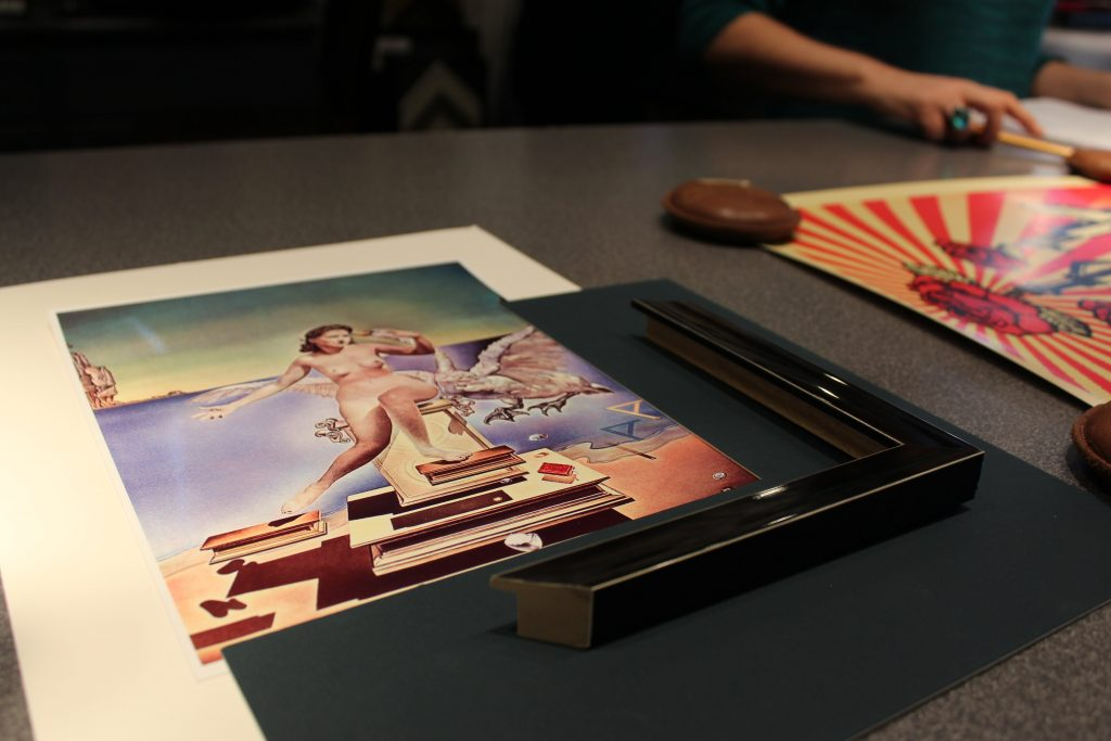 Custom Framing & Picture Framing