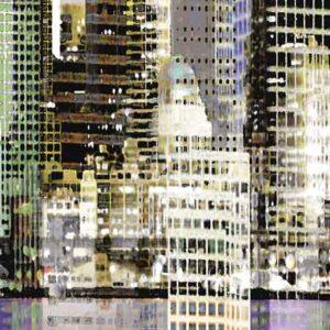 Art Prints Waterfront II by Burghardt 11663 18 x 18 $15