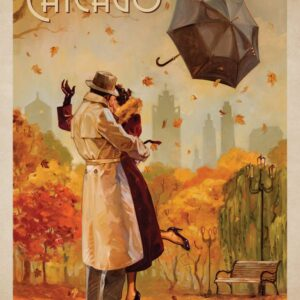 Chicago Vintage Posters