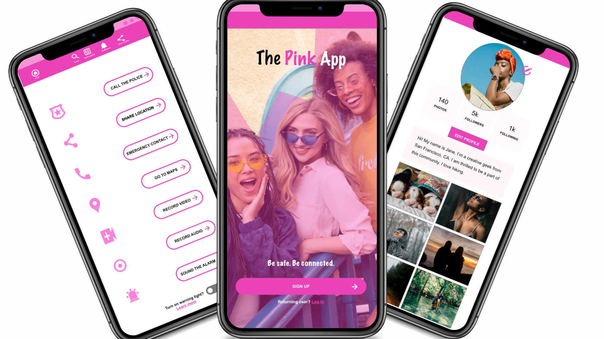 The Pink App case study