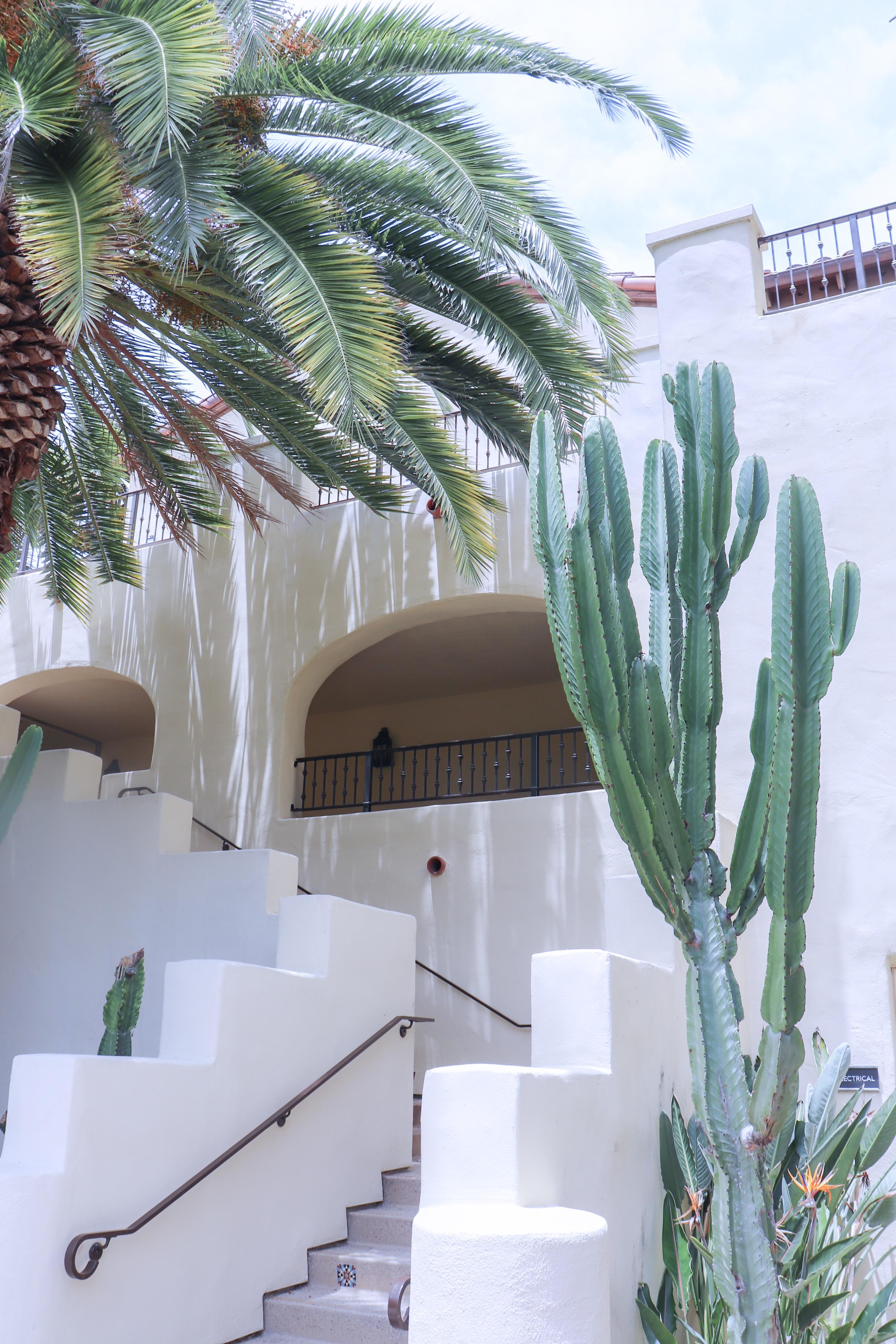 Travel: R& R at Estancia La Jolla