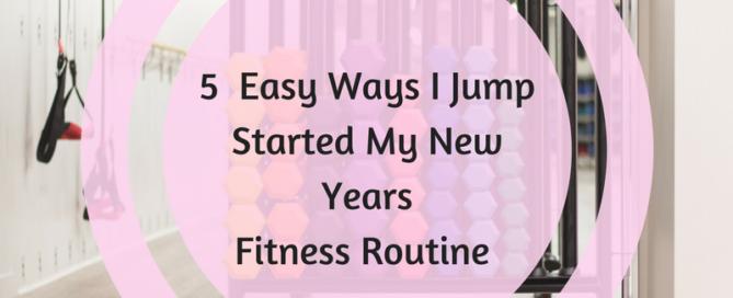 Fitness Tricks To Jump Start