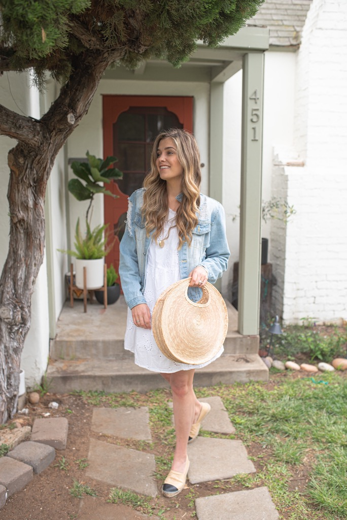 favorite straw bags for summer and spring the modern day girlfriend