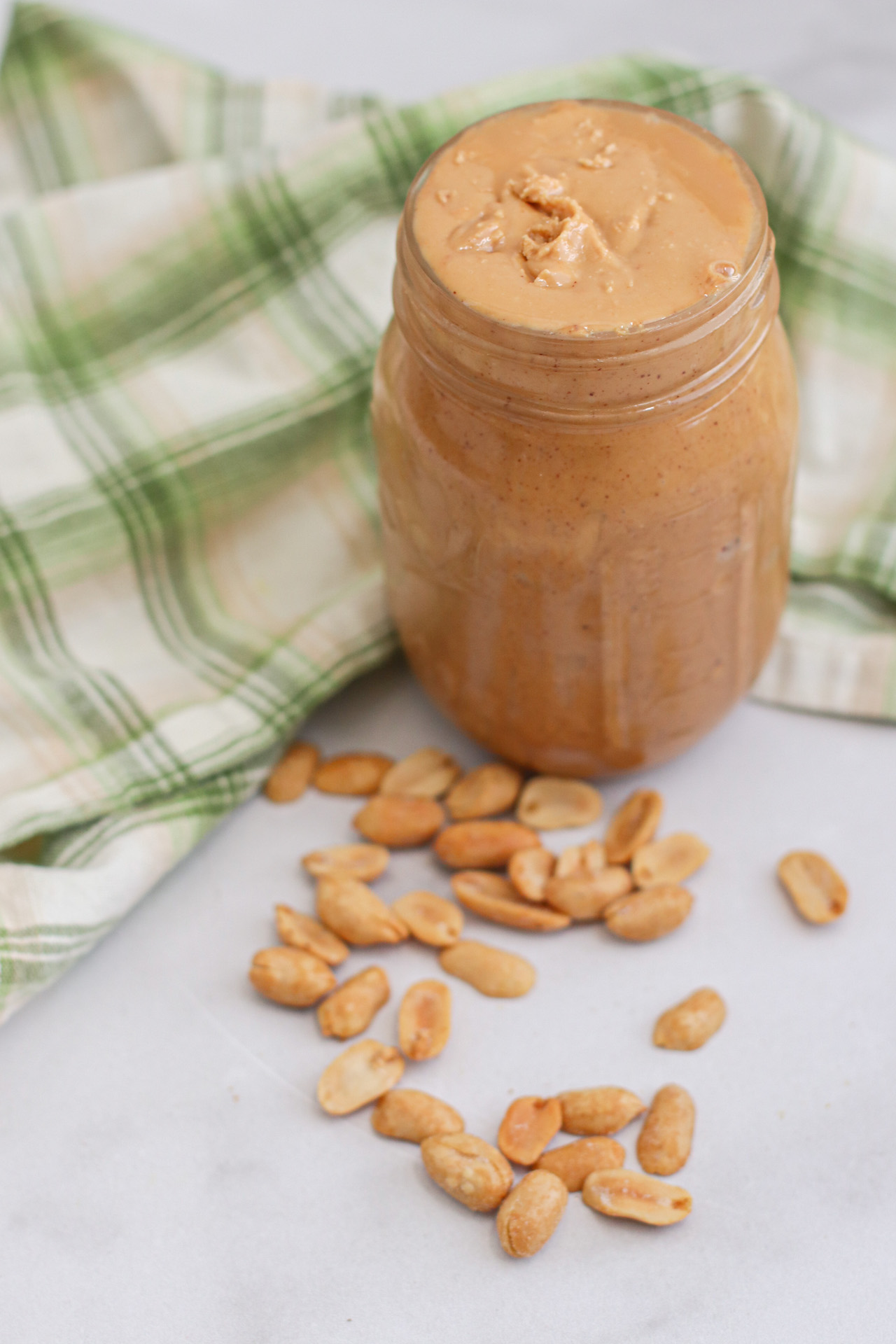 how to make your own peanut butter at home the modern day girlfriend