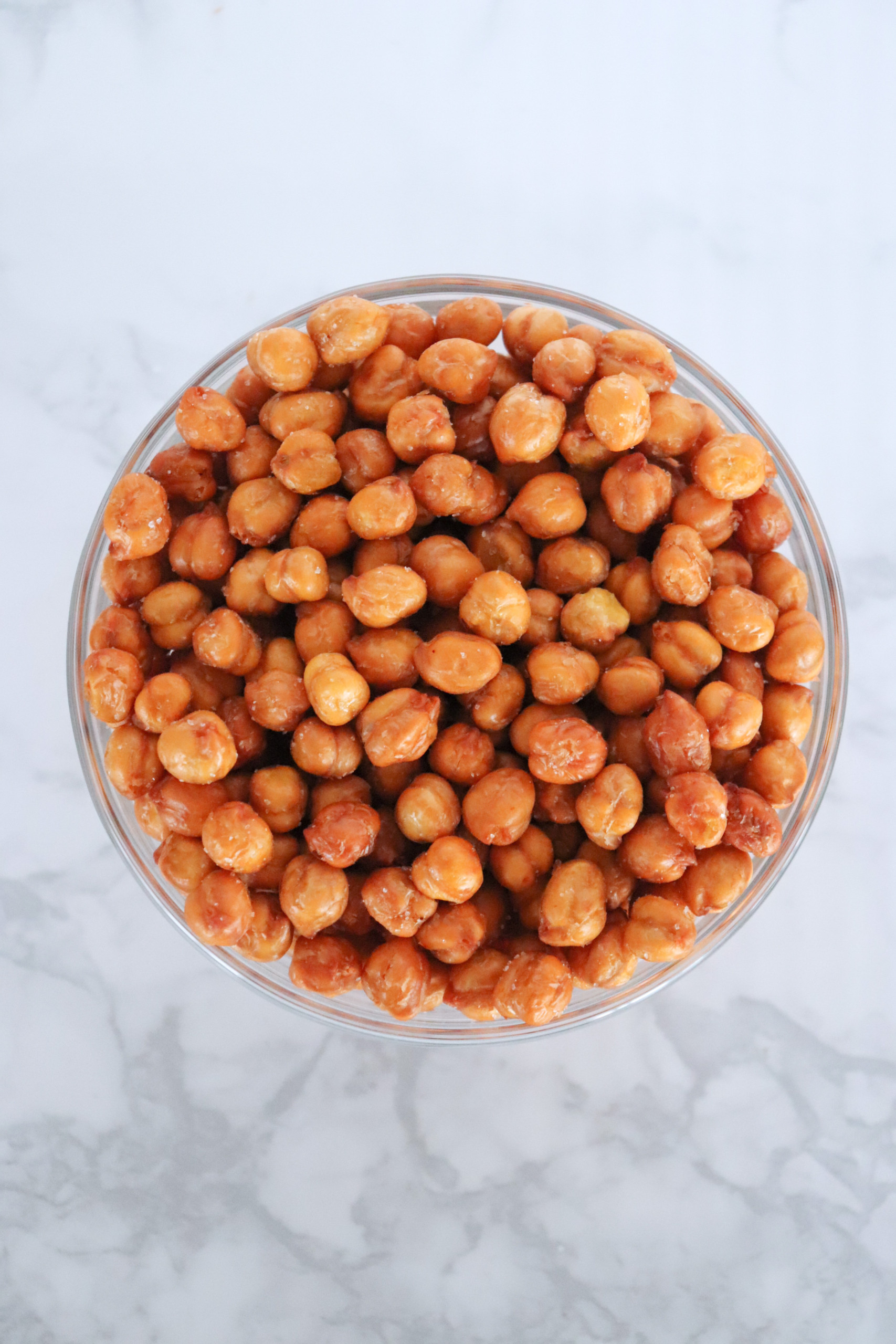 oven roasted chickpeas the modern day girlfriend