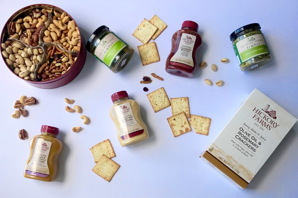 holidays with hickory farms