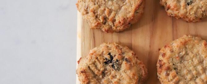 Flourless Cookies the modern day girlfriend