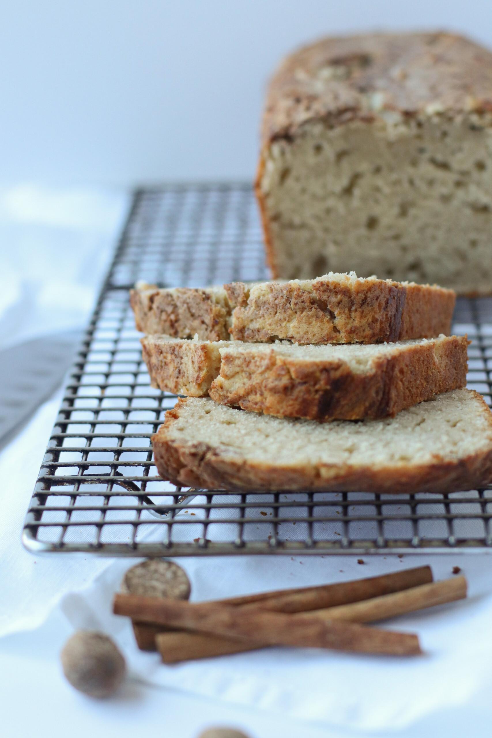 Cinnamon bread the modern day girlfriend 1
