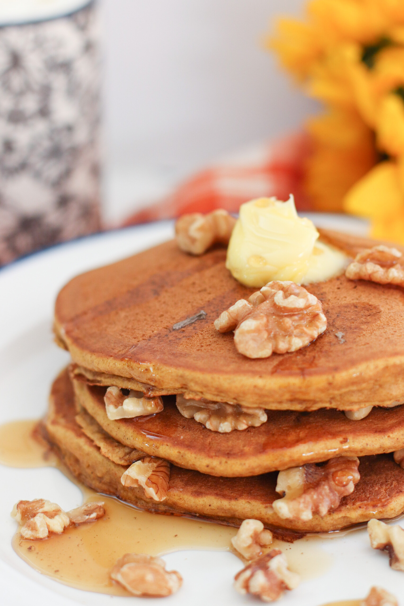 pumpkin pancakes the modern day girlfriend 2