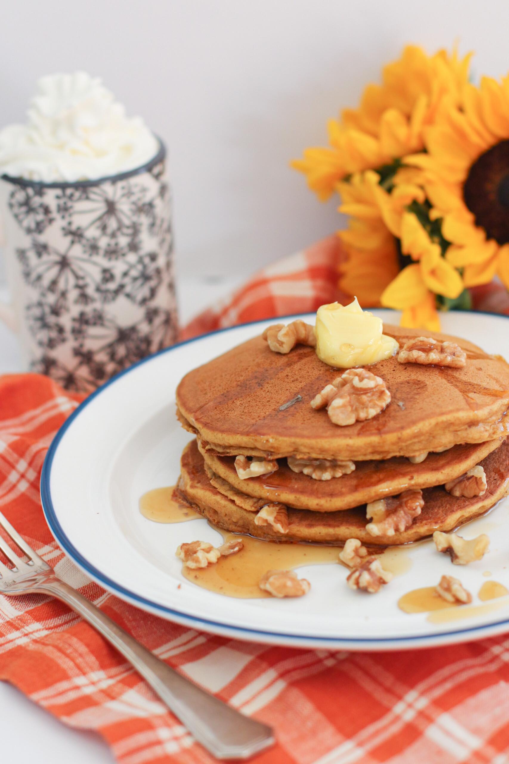 pumpkin pancakes the modern day girlfriend 4