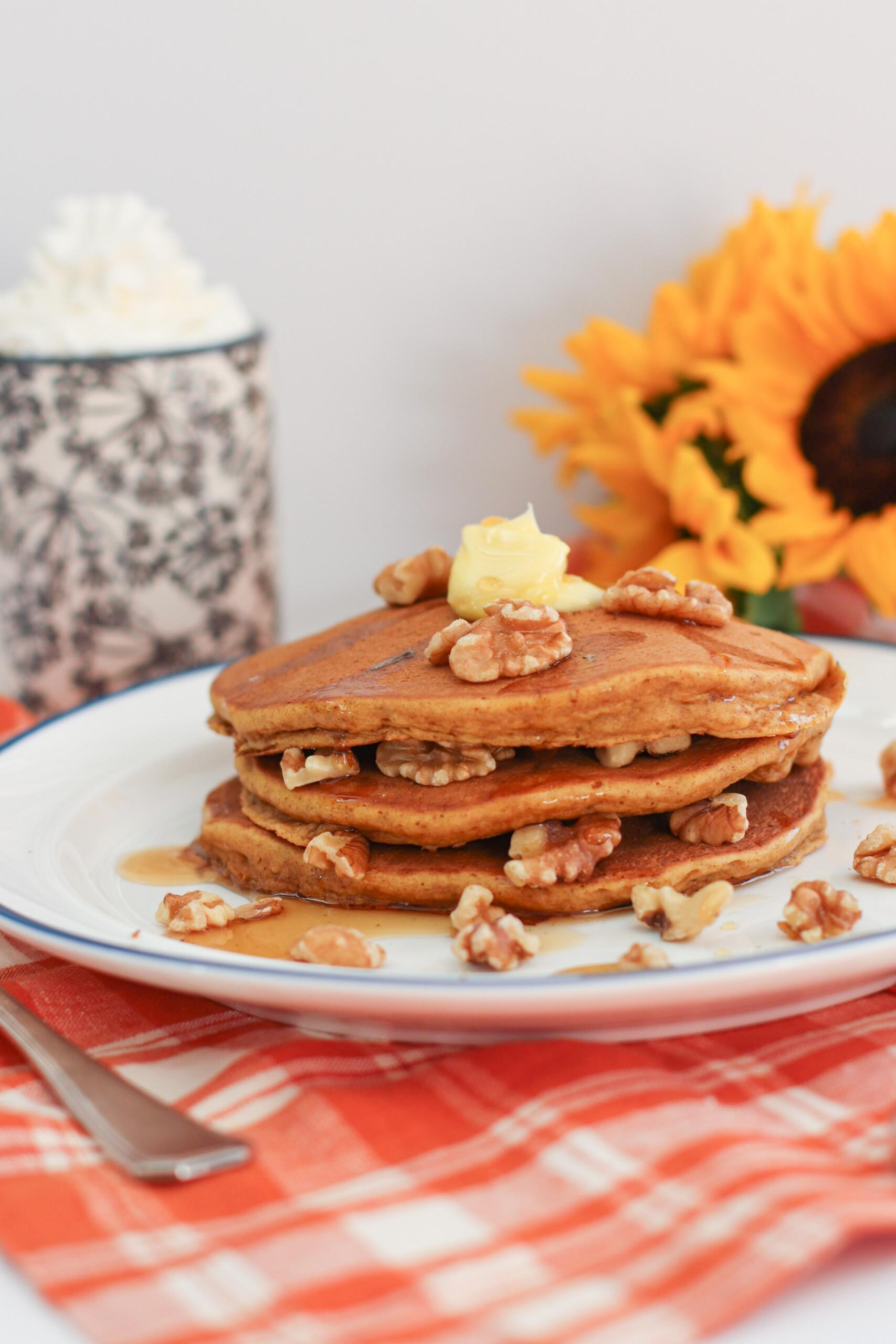 pumpkin pancakes the modern day girlfriend 3