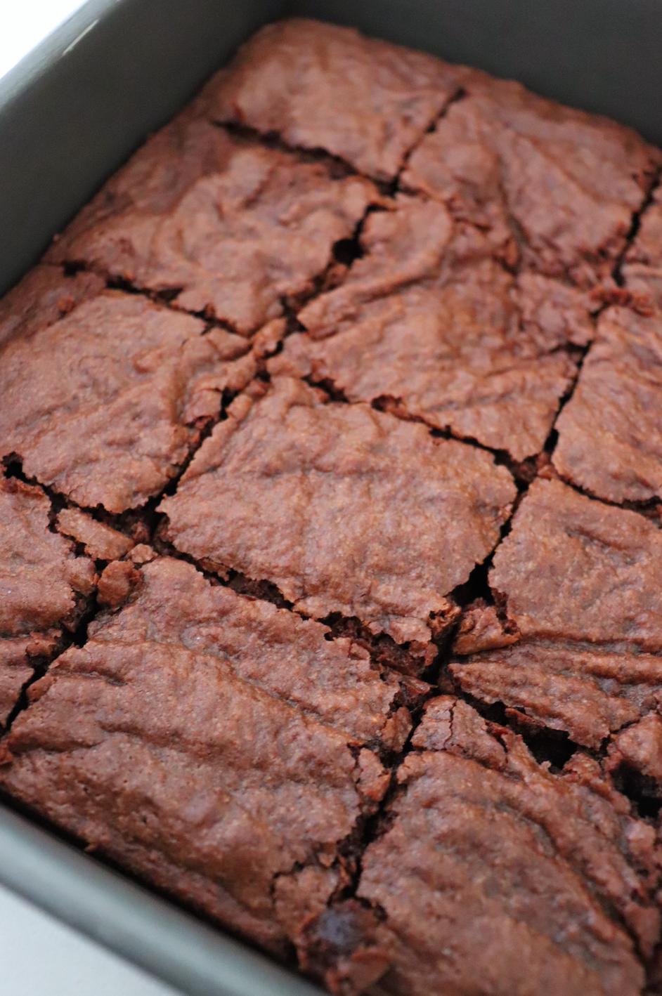 gluten free and vegan brownie the modern day girlfriend