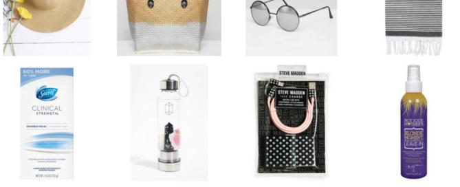 summer beach bag essentials arianna thomopoulos the modern day girlfriend 3