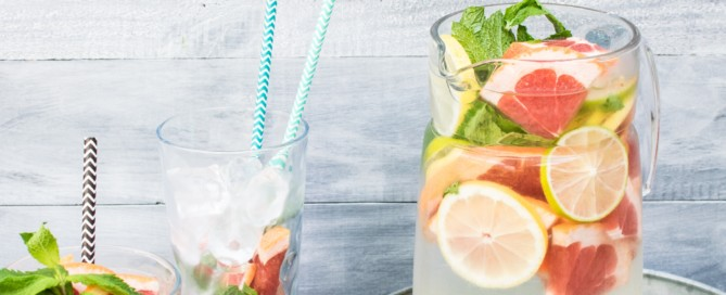 Ways to spruce up your water for summer