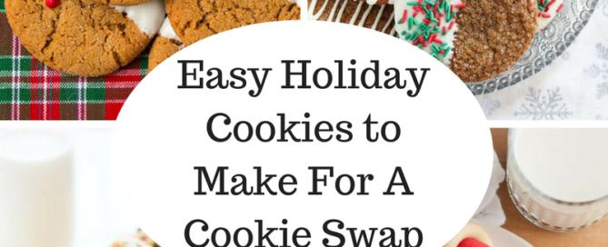 cookie swap recipes