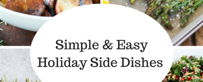 holiday side dishes the modern day girlfriend