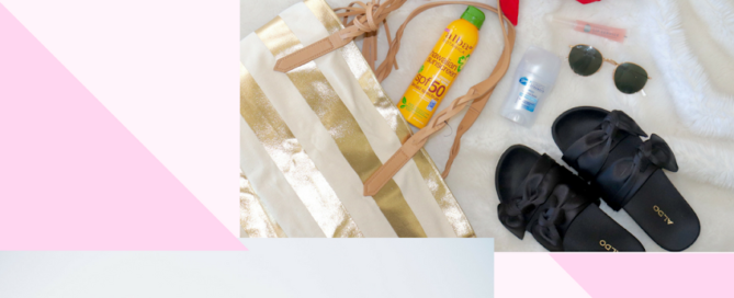summer beach bag essentials arianna thomopoulos the modern day girlfriend 2