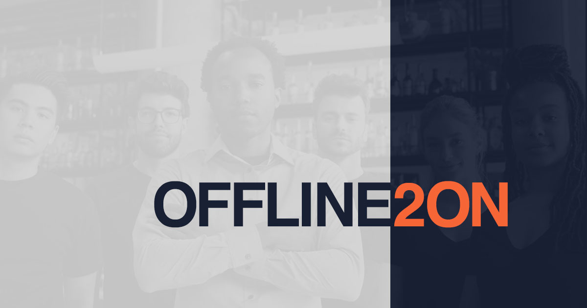offline2on helps small businesses get online fast
