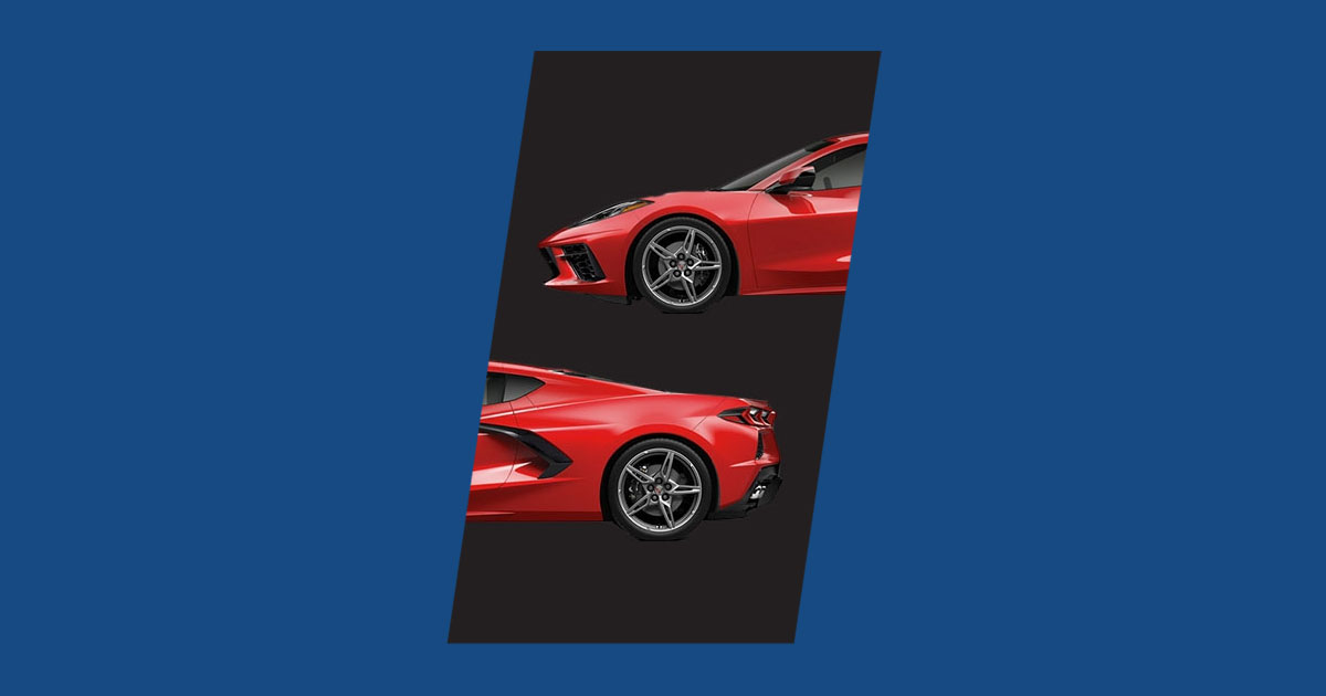 Corvette Collection continuously optimizes mobile checkout to boost sales