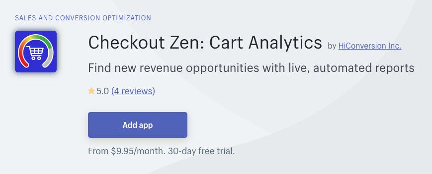 cart-analytics
