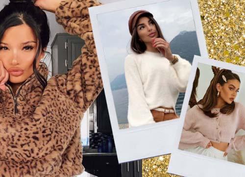 Photos of fashion models