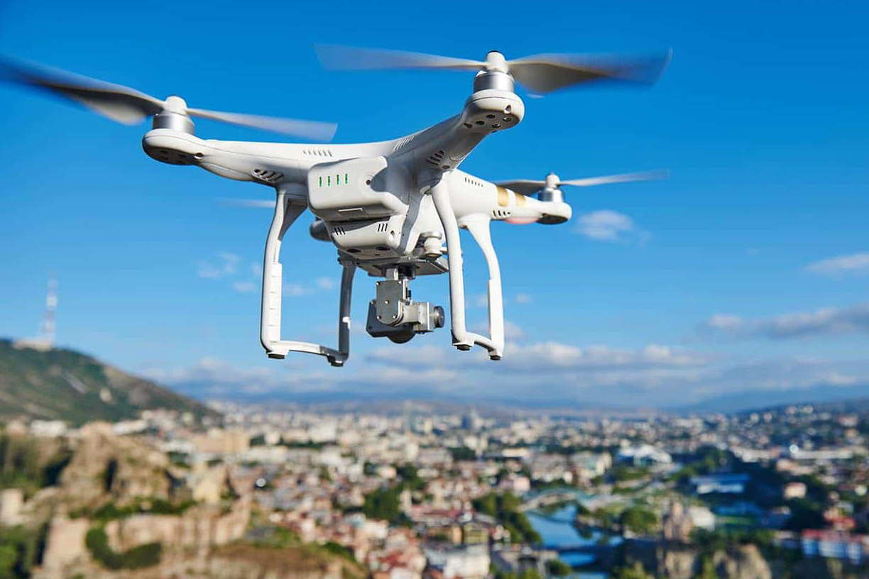 drone sky