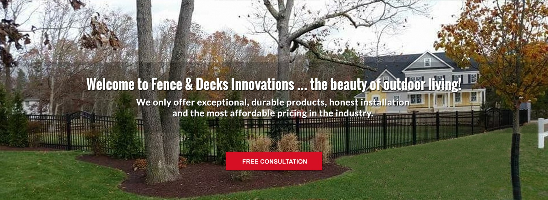 Welcome to Fence & Decks Innovations