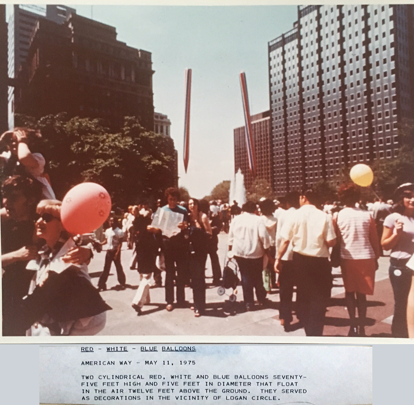 THE_AMERICAN_WAY_1975 Balloons